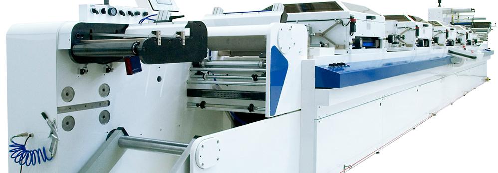 Máquinas de impresión Mida